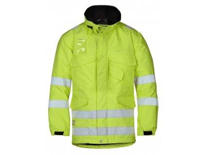 Parka zimní řemeslnická, vysoká viditelnost - třída 3 vel. XS Snickers Workwear (Veľkosť XS)