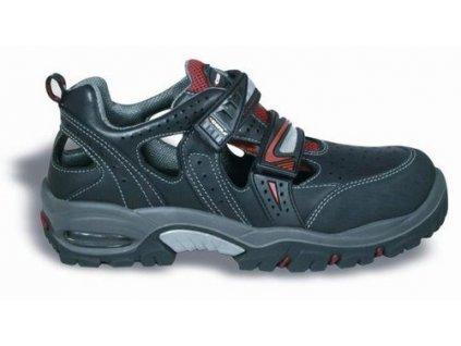 Nízka pracovná obuv COFRA COPENHAGEN S1 P SRC (Veľkosť topánky 45)