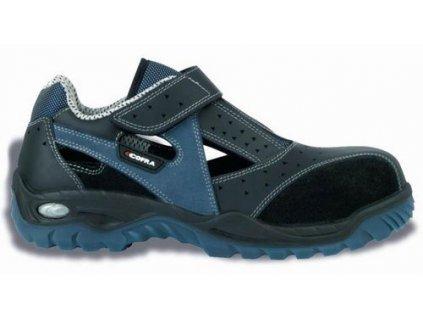 Pracovné sandále COFRA BEAT S1P SRC (Veľkosť topánky 40)