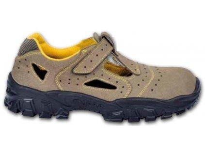 Sandále Cofra New Brenta S1P SRC (Veľkosť topánky 36)