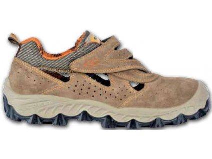 Pracovná obuv Cofra New Bengala S1P SRC (Veľkosť topánky 39)
