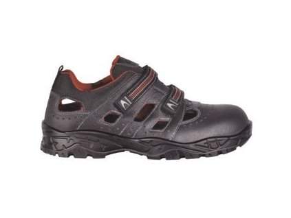 Sandále Cofra LANDSLIDE S1P SRC (Veľkosť topánky 39)