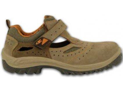 Pracovné sandále Cofra PANAMA S1P SRC (Veľkosť topánky 39)