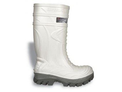 Gumáky Cofra Thermic White S5 CI HRO SRC (Veľkosť topánky 39)