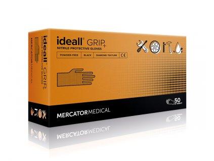 ideal grip+ černé