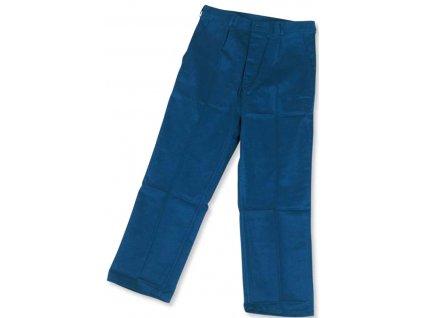 Montérky - pracovné nohavice - EDIS BASIC Pantalon (Farba modrá, veľkosť S)