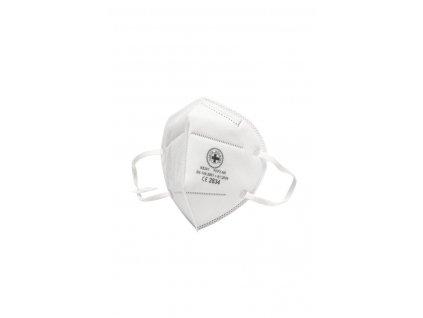 Respirator Payper FFP2 K8201 | 2 KS (Farba biela, Veľkosť univerzálny)
