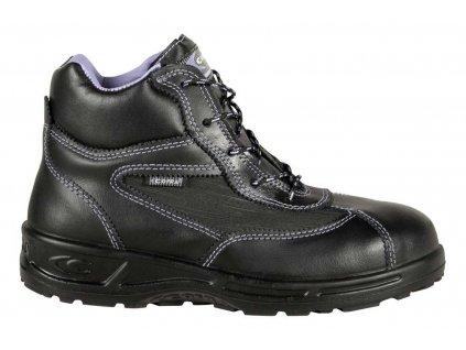 Nízka pracovná obuv dámska COFRA BRIGITTE S3 SRC (veľkosť 35)