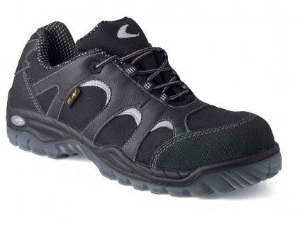 Nízka pracovná obuv COFRA FRANKLIN SB EP FO SRC (veľkosť topánky 42)