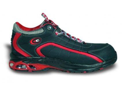 Nízka pracovná obuv COFRA RED EYE S3 (Veľkosť topánky 47)