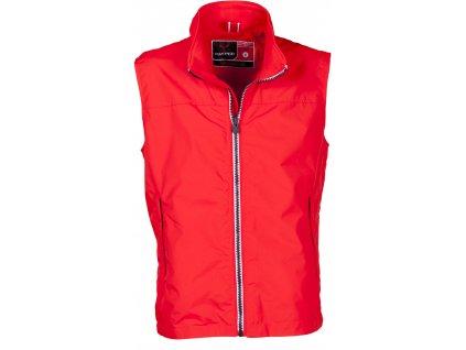 Pánska vesta HORIZON R 2.0 105 GR / MQ (veľkosť XS, farba červená)