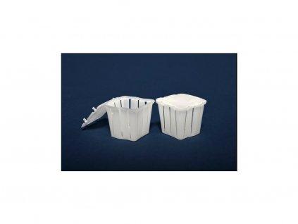 Plastové kapsule Magic Cube na suchý ľad (veľkosť 35 x 35 x 35 mm)