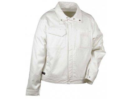 Bunda COFRA KUTA 245g / m2 (Farba biela, Veľkosť XXL)