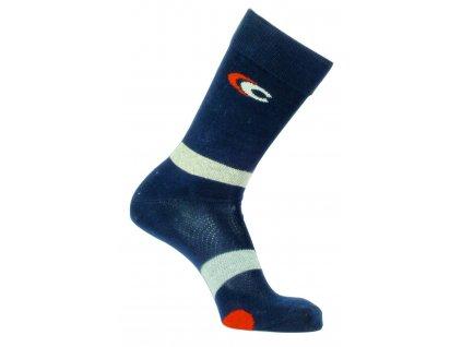 Pracovné ponožky COFRA ACTION CA-MES SUMMER (Farba modrá, Veľkosť XS)