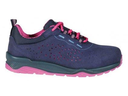 Dámska pracovná obuv nízka COFRA BODY S1P SRC (veľkosť 35)