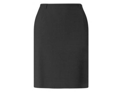 Dámska sukňa BASIC 1532.7000 (Farba čierna, veľkosť 34)