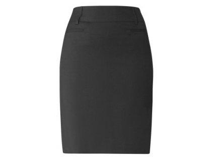 Dámska sukňa MODERN 1545.2510 (Farba čierna, veľkosť 32)