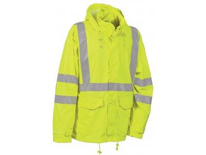 Reflexná pracovná bunda COFRA MERIDA 170 g / m2 (veľkosť 2XL, farba reflexná žltá)