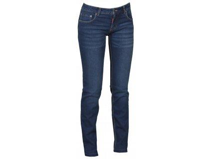 Dámske džínsy SAN FRANCISCO 10,5 OZ (veľkosť 38, farba modrá denim)