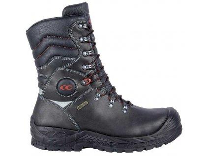 Vysoká pracovná obuv COFRA BRIMIR S3 WR CI HRO SRC GORE-TEX (veľkosť topánky 39)