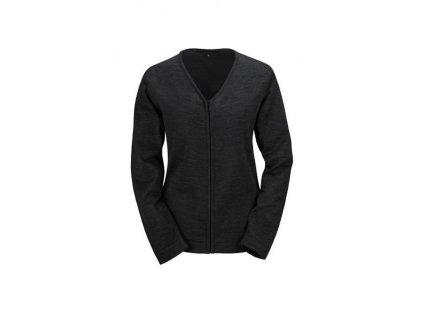 Dámsky sveter STRICK 6052.5050 (veľkosť 2XL, farba čierna)