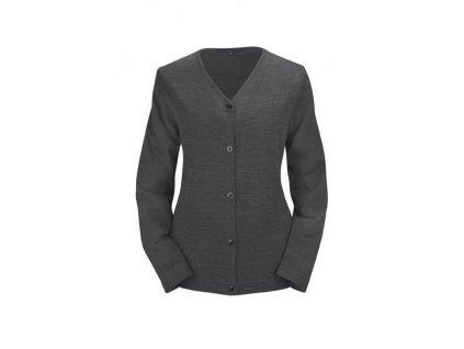 Dámsky sveter STRICK 6053.5050 (veľkosť 2XL, farba čierna)