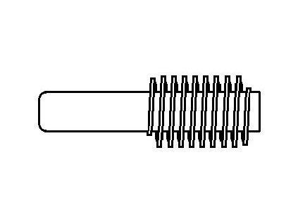 3692 elektroda 100a ag 220037