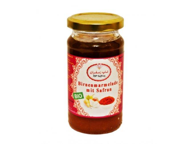 Šafránová marmeláda1