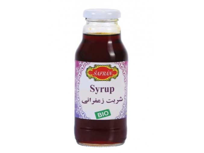 Safranovy sirup1