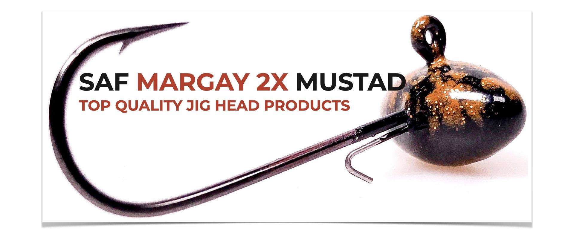 Jigová hlavička SAF Margay 2X