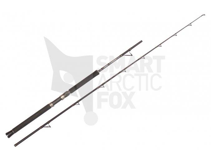 Okuma Cortez Black 1.98m 20-30lb 2.díl