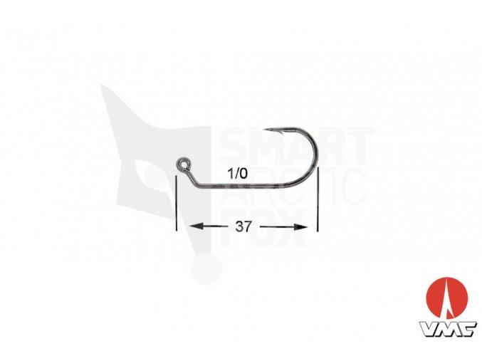 Jigový háček VMC 7161 #1/0