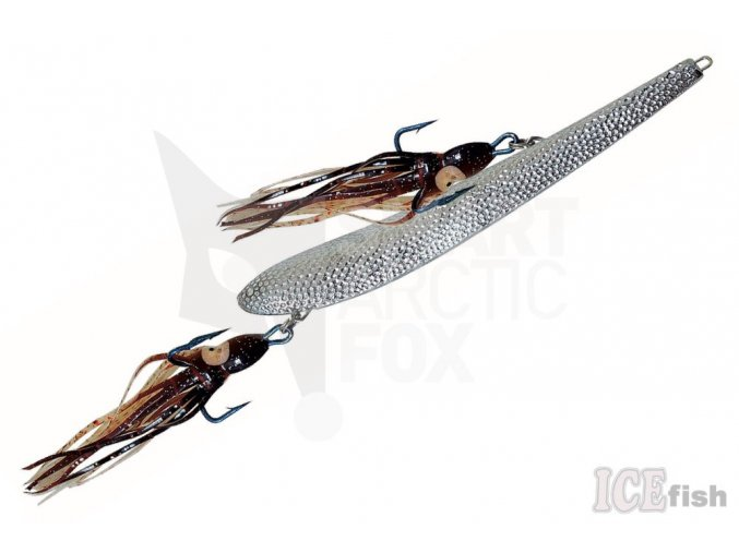 Pilker ICE fish Shadow Silver (250-900g)