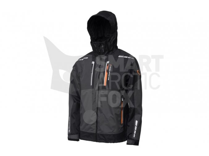 Rybářská bunda Savage Gear Black Savage Jacket