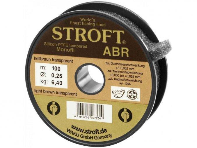 Rybářský vlasec na přívlač Stroft ABR (25-1000m)