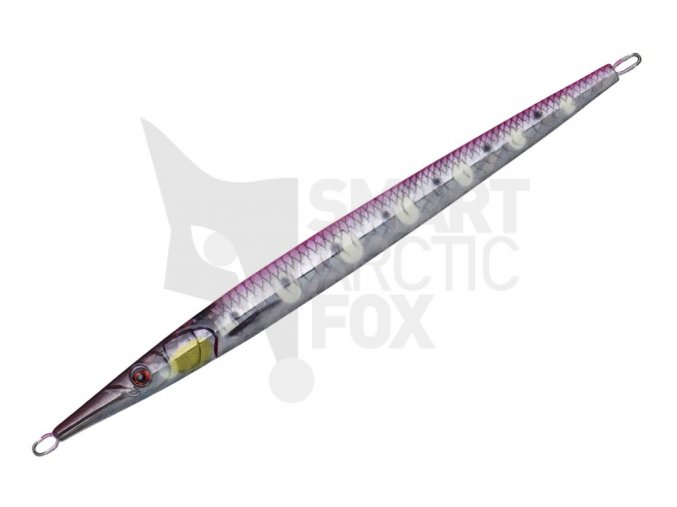SG 3D Needle Jig 23cm 150g Pink Flash PHP