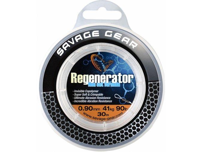Savage Gear návazcový vlasec Renerator Mono 30m 1.05mm 52kg