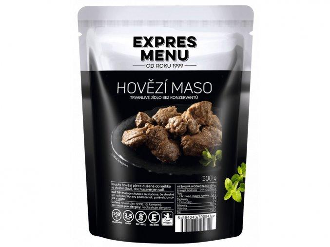 EXPRES MENU Hovězí maso (300 g) 300