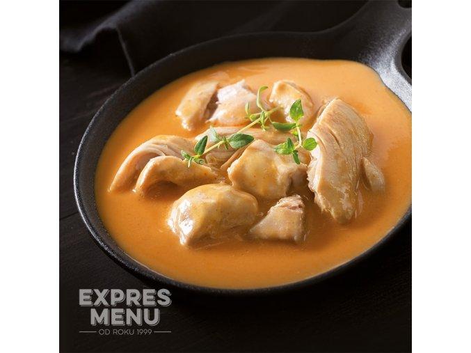 EXPRES MENU Kuře na paprice (2 porce) 600