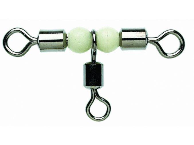 Trojcestný obratlík Okuma Crossline Rolling Pearl #6 (30kg)