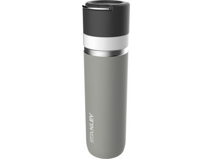 Termoska / termohrnek STANLEY Ceramivac™ - Granite světle šedá (700ml)