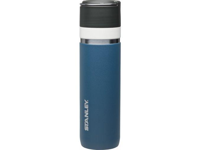Termoska / termohrnek STANLEY Ceramivac™ - Tungsten modrá (700ml)