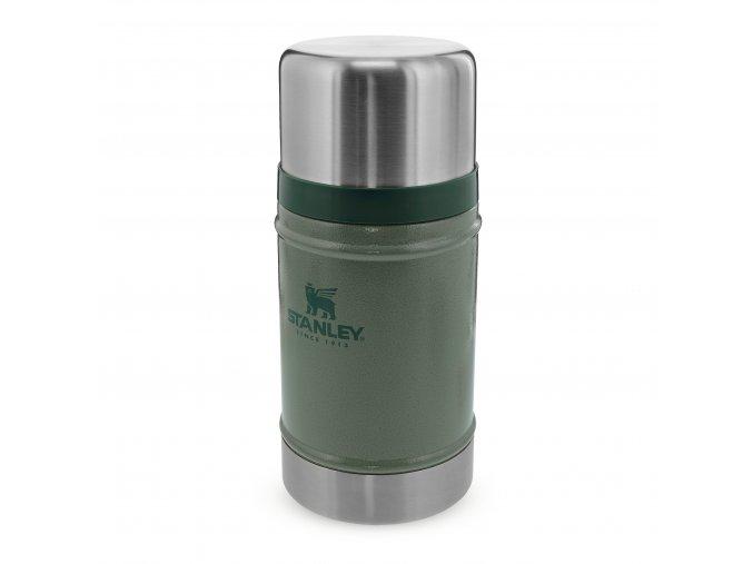 Jídelní termoska STANLEY - zelená (700ml)