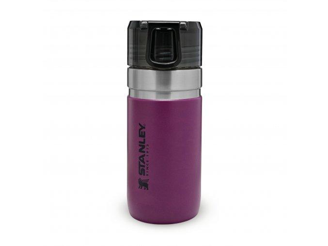 STANLEY vakuová láhev GO na vodu 470ml fialová
