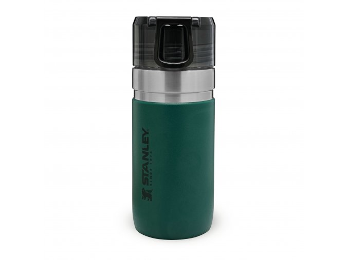 STANLEY vakuová láhev GO na vodu 470ml zelená