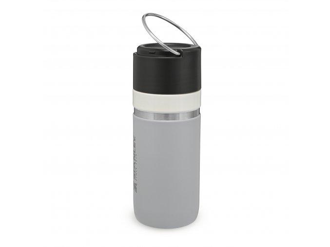 Termohrnek STANLEY Ceramivac™ GO Bottle - světle šedá (470ml)