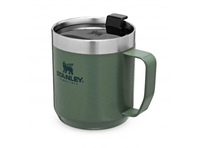 Hrrnek STANLEY Camp mug zelený (350ml)