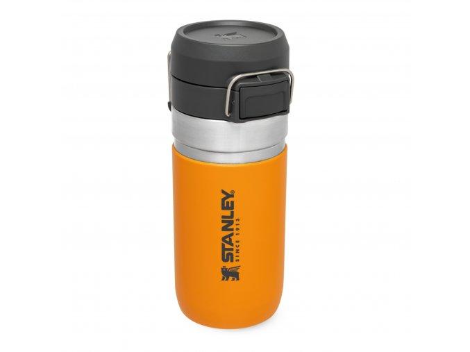 Vakuová láhev STANLEY GO FLIP - žluto oranžová (470ml)