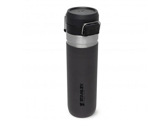 STANLEY GO FLIP vakuová láhev 700 ml tmavě šedá
