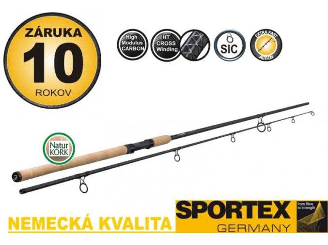 Přívlačový prut Sportex Avon de Luxe